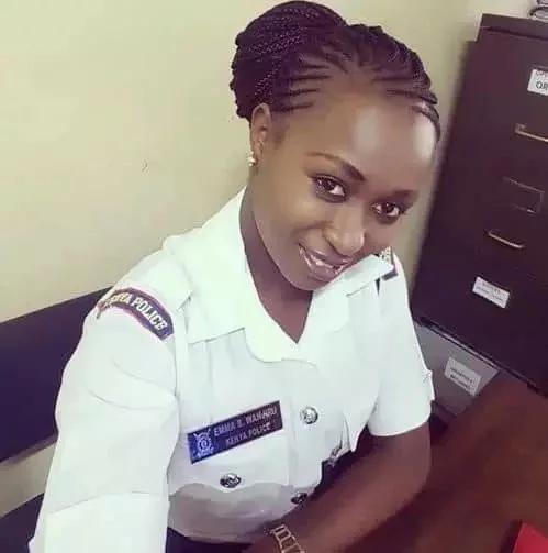 Police Woman Goes Berserk Kills 2 People Over Broken Heart